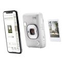 Fujifilm Instax Mini LiPlay Instant Camera - Elegant Black