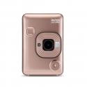 Fujifilm Instax Mini LiPlay Instant Camera - Blush Gold