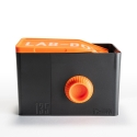 Lab-Box + Module 135 / Orange