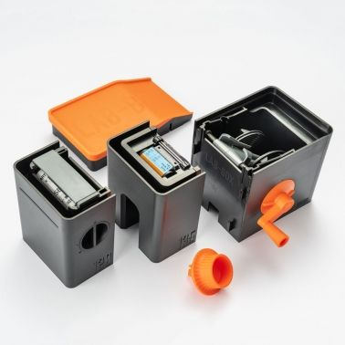 Lab-Box + Module 135 + Module 120 / Orange