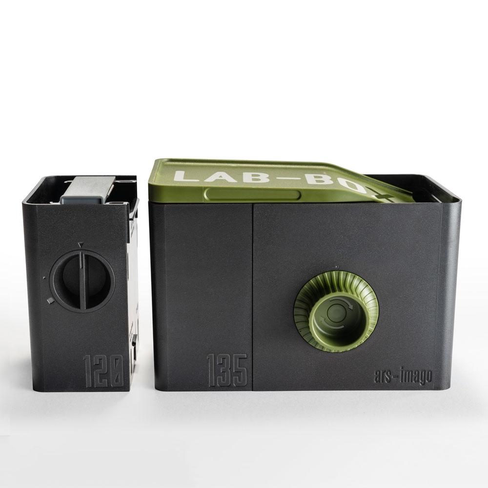 Lab-Box + Module 135 + Module 120 / Green