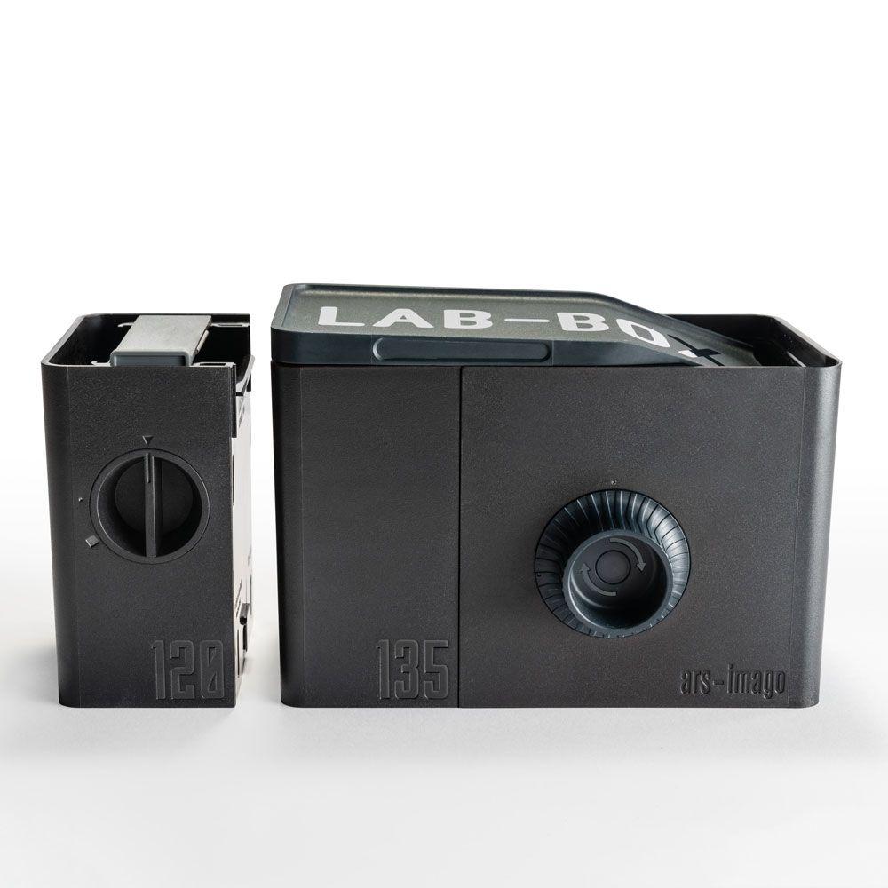 Lab-Box + Module 135 + Module 120 / Black