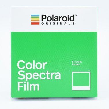 Polaroid Spectra Film Instantané Couleur