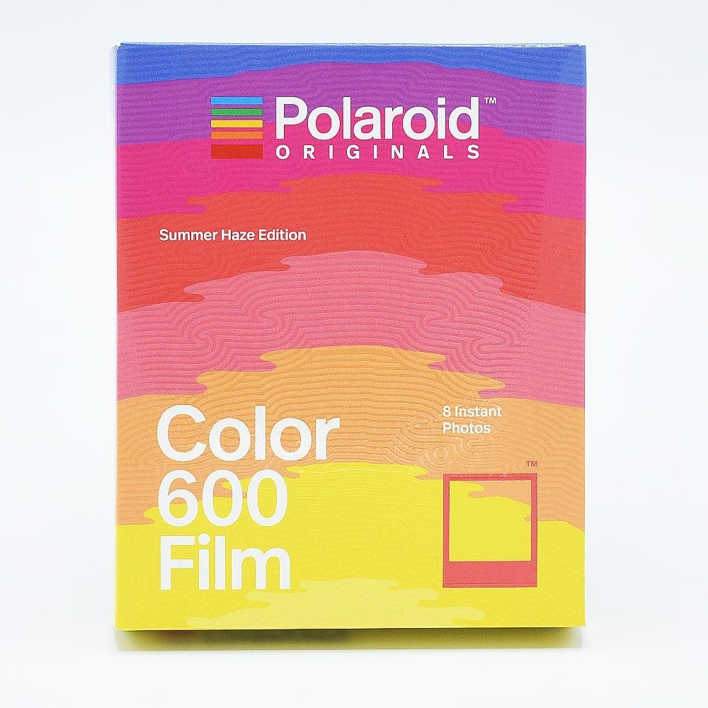 Polaroid 600 Color Instant Film - Summer Haze