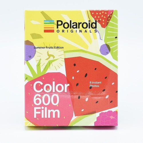 Polaroid 600 Color Instant Film - Summer Fruits
