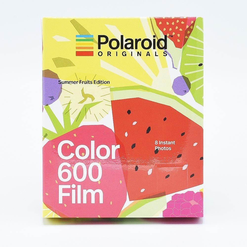 Polaroid 600 Color Instant Film - Summer Fruits