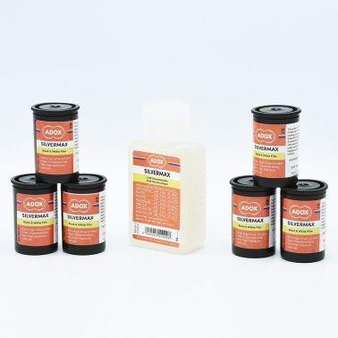 Adox Silvermax 35mm - Starter Kit