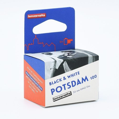 Lomography Potsdam Kino B&W 100 135-36