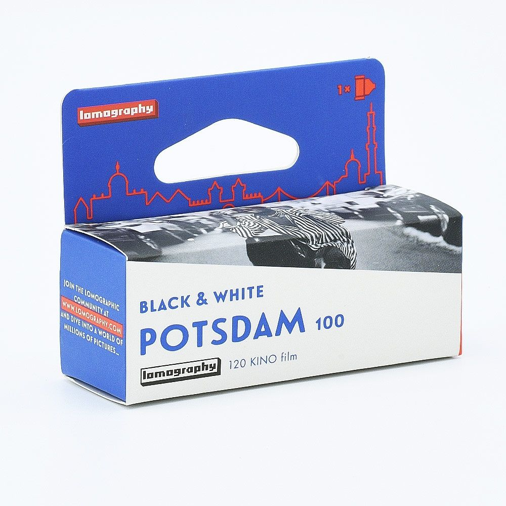 Lomography Potsdam Kino B&W 100 120