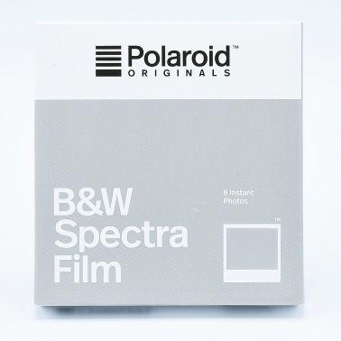 Polaroid Spectra B&W Instant Film
