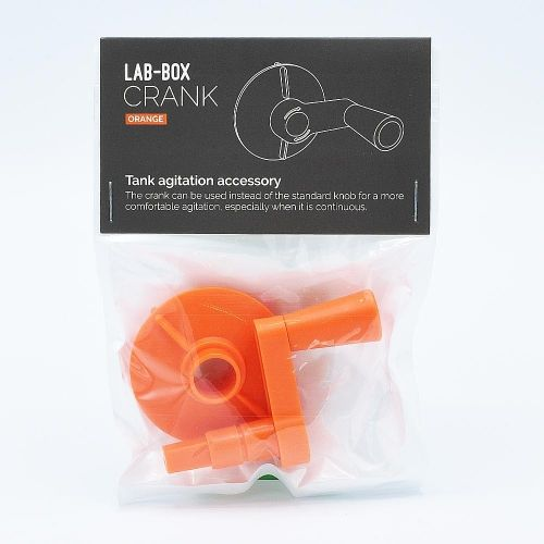Lab-Box Crank - Orange