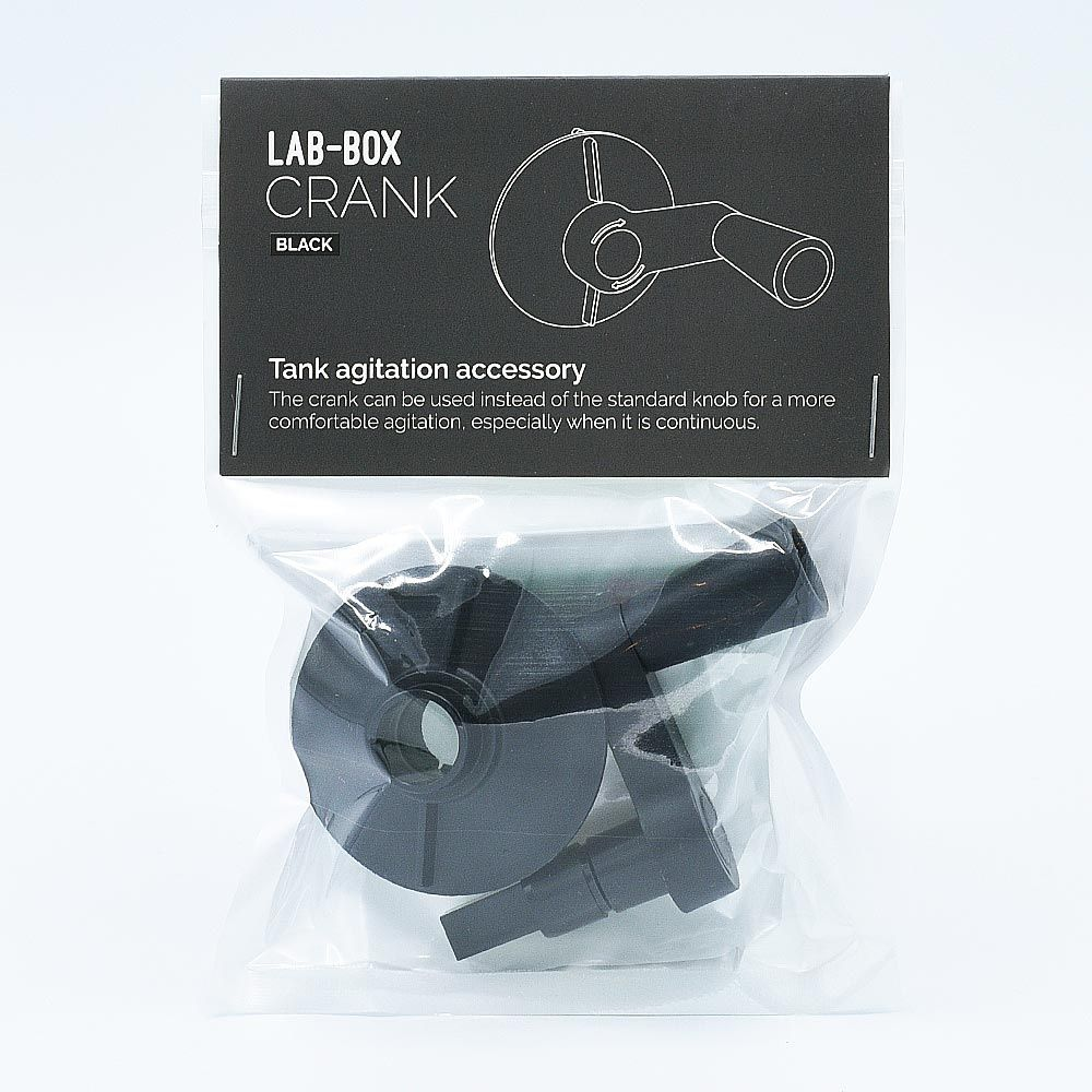 Lab-Box Crank - Black
