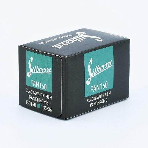Silberra PAN 160 135-36