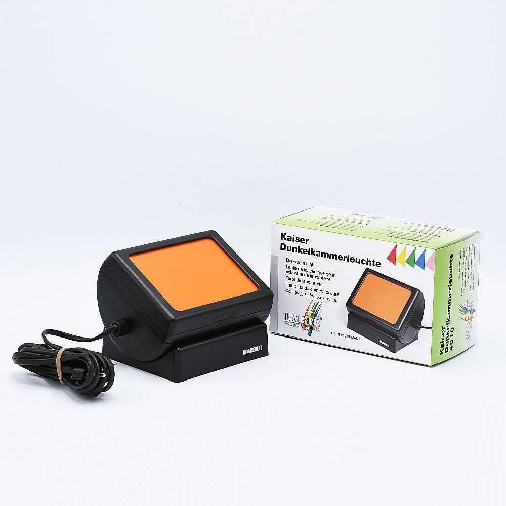 Kaiser Darkroom Safelight with Multigrade Filter