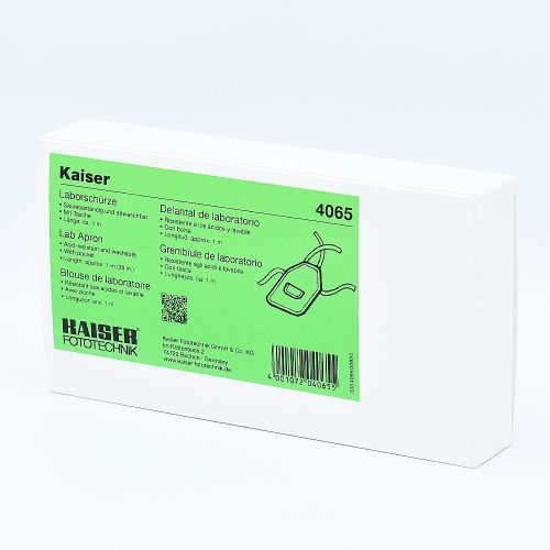 Kaiser Tablier de Laboratoire