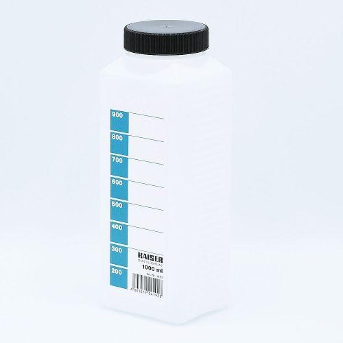 Kaiser Bouteille de stockage de Produits Chimiques (Blanc) - 1000ml
