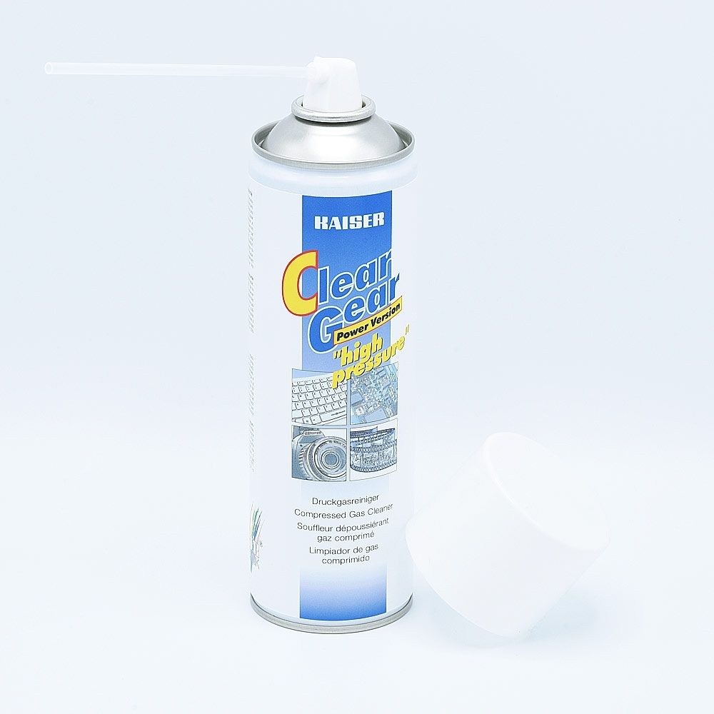 Kaiser Clear Gear Air Comprimé Haute Pression - 400ml