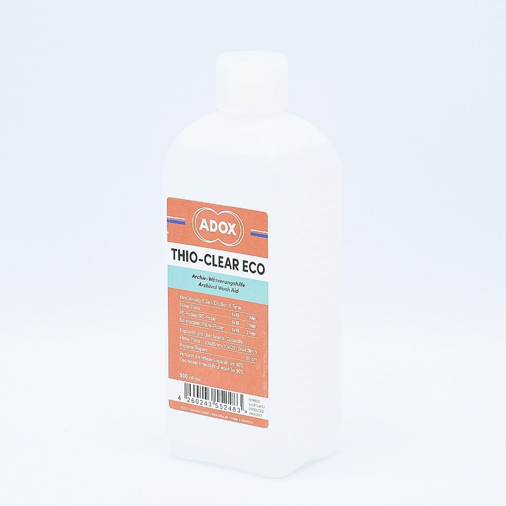 Adox Thio-Clear Eco Washaid for Film and Papier - 1L