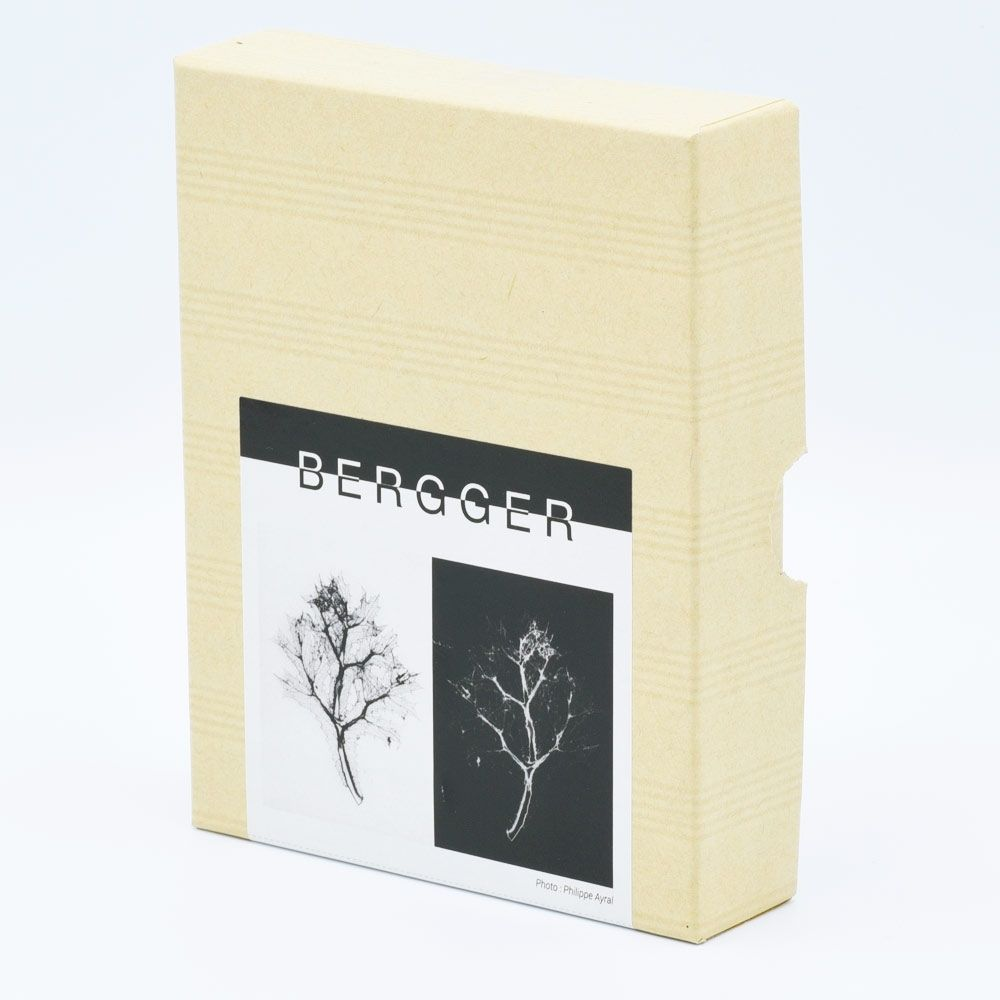 Bergger Continuous Tone Print Film 4x5 INCH / 25 sheets