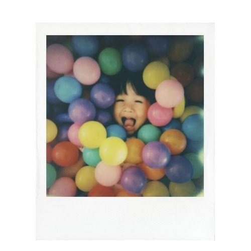 Polaroid 600 Color Instant Film / 5-pak