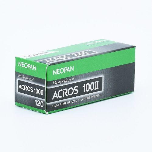 Fujifilm Acros 100 II 120