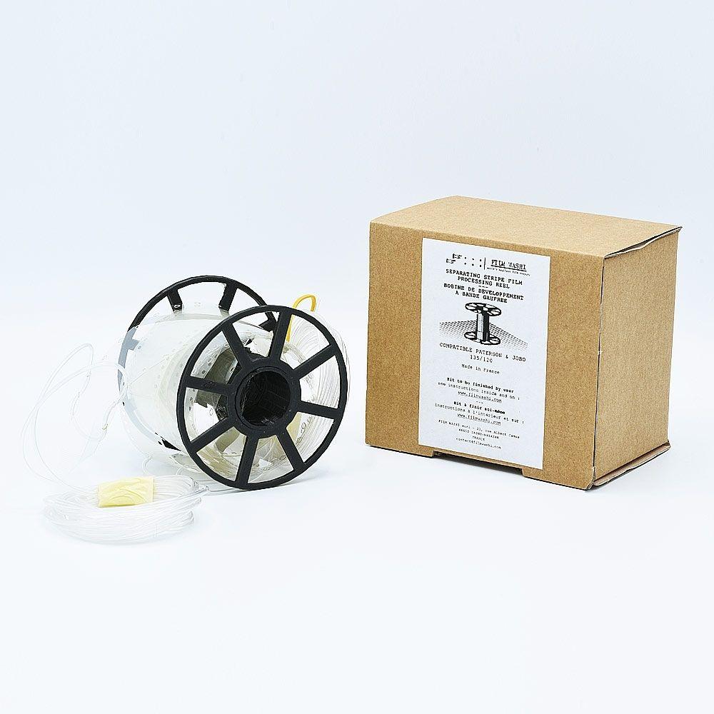 Washi Special Film Processing Kit / Reel + Separating Strips