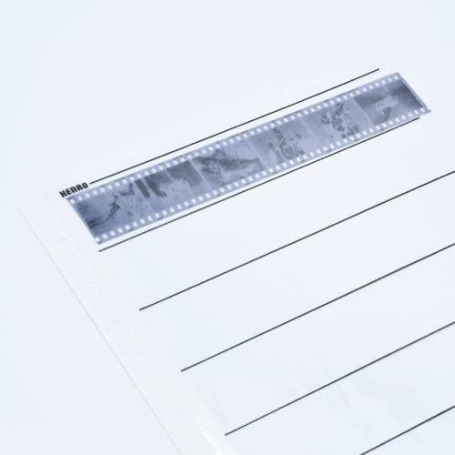 Kenro Negatiefbladen 35mm Film 7x6 - Acetaat - 25 stuks