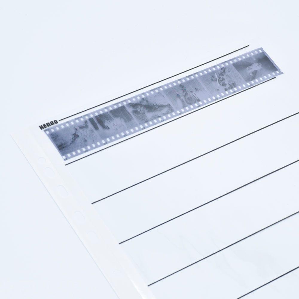 Kenro Negatiefbladen 35mm Film 7x6 - Acetaat - 100 stuks