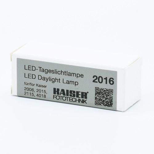Kaiser LED Daglichtlamp 2016 - 1,7W (Reserveonderdeel)