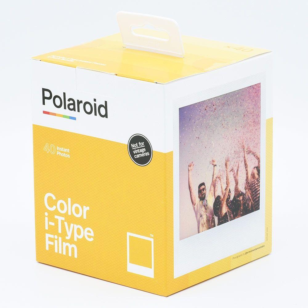 Polaroid i-Type Color Instant Film / 5-pak