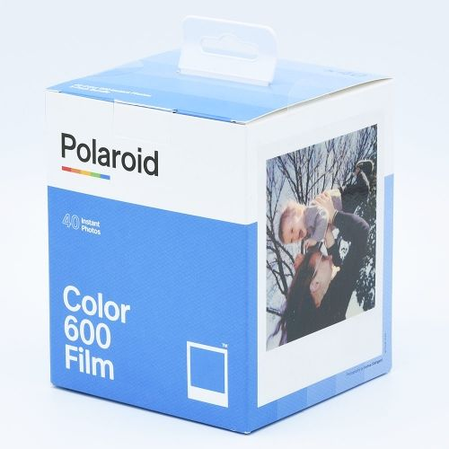 Polaroid 600 Color Instant Film / 5-pak