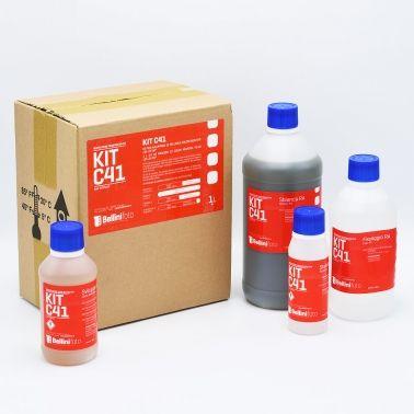 Bellini C-41 Monopart Color Film Processing Kit - 1L