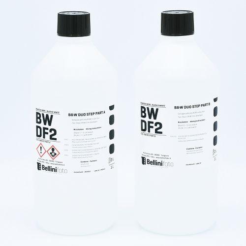 Bellini Duo Step (Liquid Diafine) Révélateur Film - Part A (1L) + Part B (1L)