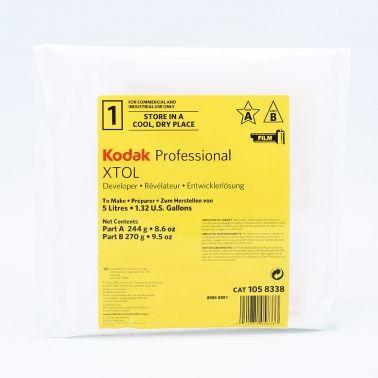 Kodak XTOL Révélateur Film - 5L (Part A + Part B)