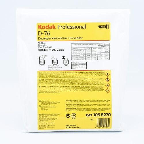 Kodak D-76 Révélateur Film - 3.8L