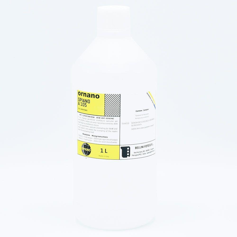 Ornano (Bellini) Spiano A105 Curl Reducing Rinse Aid - 1L