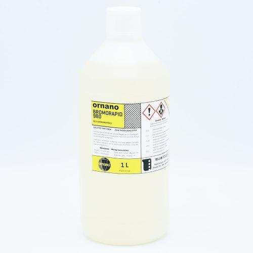 Ornano BromoRapid 980 Papierontwikkelaar - 1L