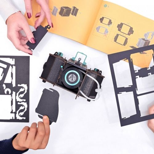 Lomography LomoMod No. 1 - DIY Medium-Format Camera