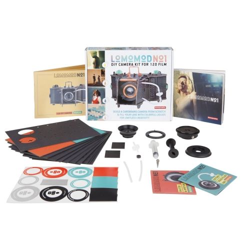 Lomography LomoMod No. 1 - DIY Medium-Format Camera