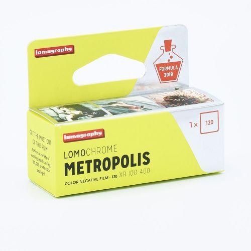 LomoChrome Metropolis 100-400 120