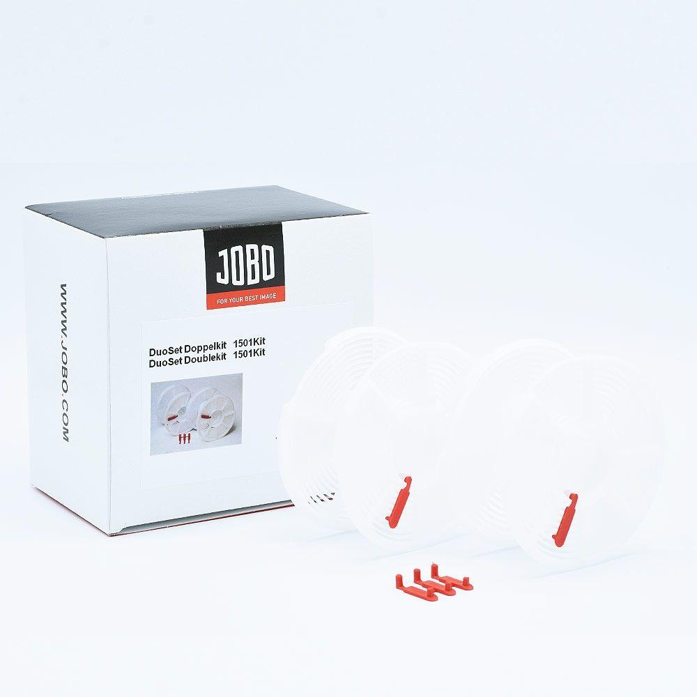 Jobo 1501 Spire de Film Duo-Set pour Cuve de Développement série 1500 / 2-pack