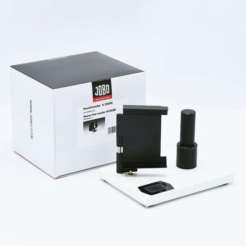 "Jobo 2508K Sheet Film Loader with 4x5"" Guide"