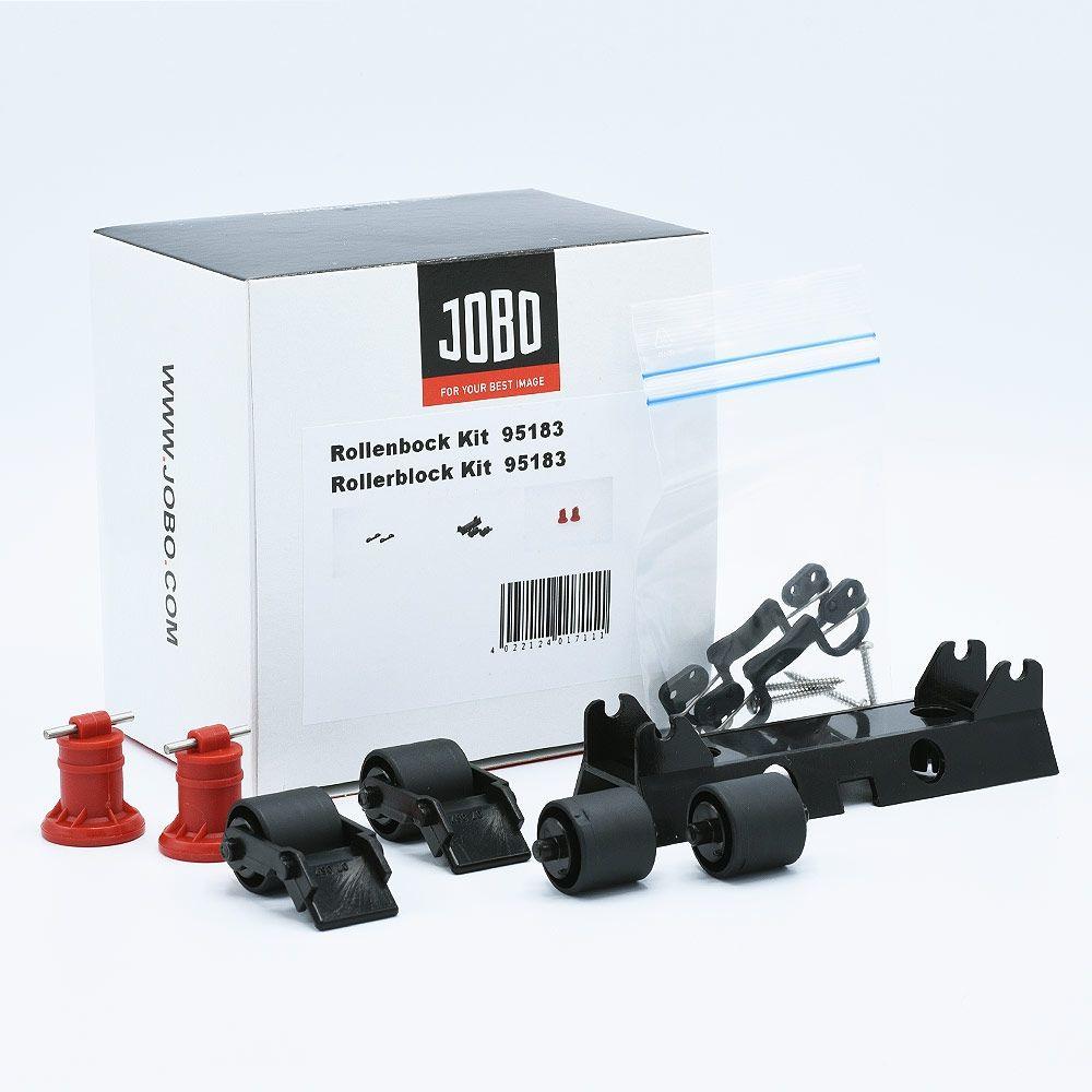 Jobo 95183k Roller Block Kit - Reserveonderdeel