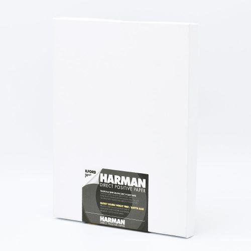 Ilford Photo 40,6x50,8 cm (16x20 INCH) - BRILLANT - 10 SHEETS - Harman Direct Positive FB HAR1171198