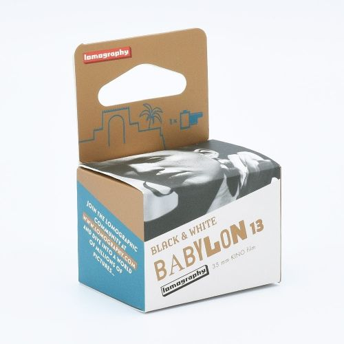 Lomo Babylon Kino B&W 13 135-36