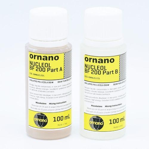 Ornano Nucleol BF200 Film Developer - (2x100ml)