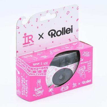 inferno Ragazzi × Rollei Single Use Camera (RPX 400) / 27 exposures