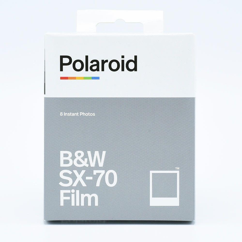 Polaroid SX-70 B&W Instant Film
