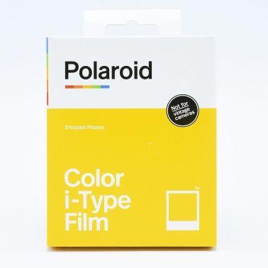 Polaroid i-Type Film Instantané Couleur