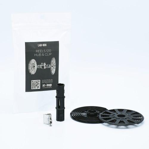 Ars-Imago Lab-Box Tankspiraal voor 120 Film - Reserveonderdeel